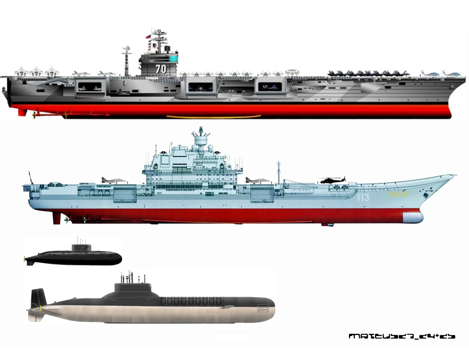 russian typhoonclass ballistic missile submarine the